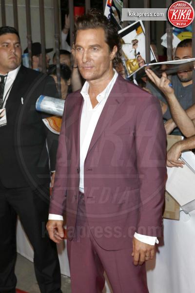 Matthew McConaughey - Toronto - 07-09-2018 - Penelope Cruz versione angelo nero al Toronto Film Festival