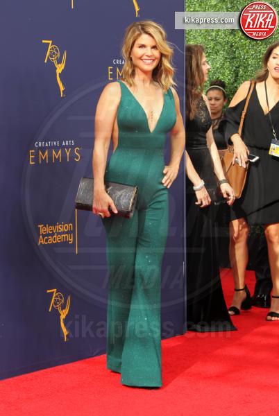 Lori Loughlin - Los Angeles - 08-09-2018 - Creative Art Emmy Awards: tra gli ospiti Monica Lewinsky
