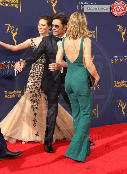 Caitlin McHugh, John Stamos, Lori Loughlin - Los Angeles - 08-09-2018 - Creative Art Emmy Awards: tra gli ospiti Monica Lewinsky