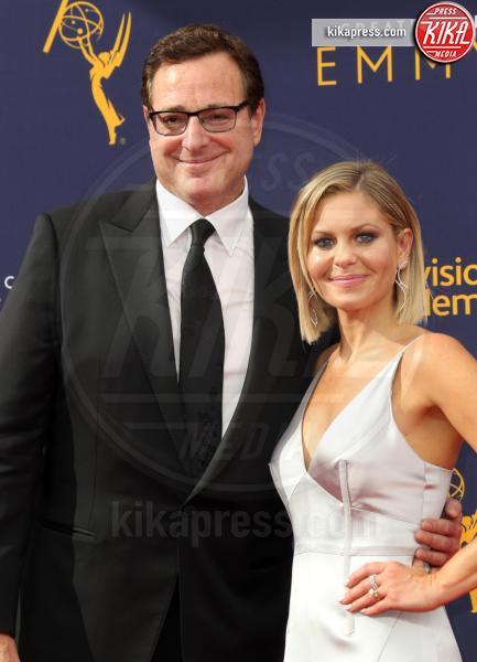 Candace Cameron-Bure, Bob Saget - Los Angeles - 08-09-2018 - Creative Art Emmy Awards: tra gli ospiti Monica Lewinsky