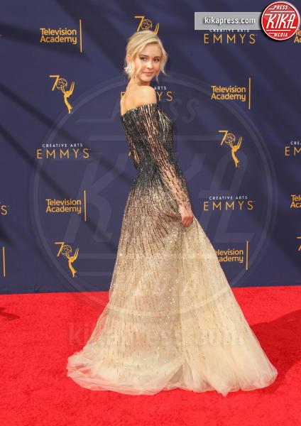 Isabel May - Los Angeles - 08-09-2018 - Creative Art Emmy Awards: tra gli ospiti Monica Lewinsky