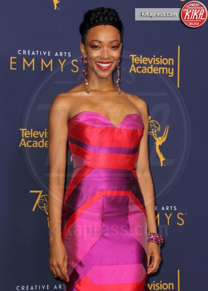 Sonequa Martin-Green - Los Angeles - 08-09-2018 - Creative Art Emmy Awards: tra gli ospiti Monica Lewinsky