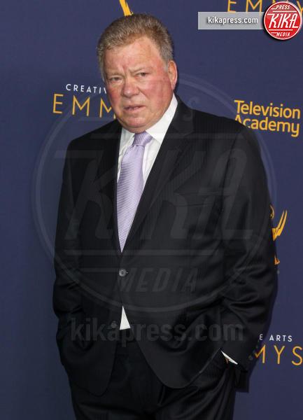 William Shatner - Los Angeles - 08-09-2018 - Creative Art Emmy Awards: tra gli ospiti Monica Lewinsky