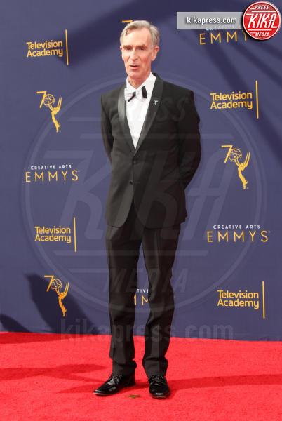 Bill Nye - Los Angeles - 08-09-2018 - Creative Art Emmy Awards: tra gli ospiti Monica Lewinsky
