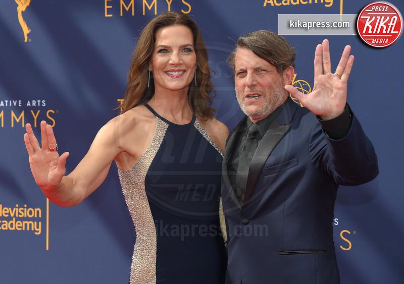Terry Farrell - Los Angeles - 08-09-2018 - Creative Art Emmy Awards: tra gli ospiti Monica Lewinsky