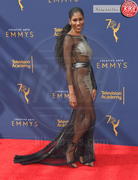 Diarra Kilpatrick - Los Angeles - 08-09-2018 - Creative Art Emmy Awards: tra gli ospiti Monica Lewinsky
