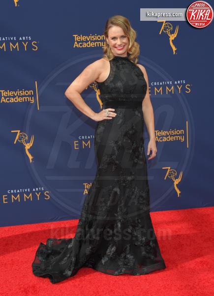 Andrea Barber - Los Angeles - 08-09-2018 - Creative Art Emmy Awards: tra gli ospiti Monica Lewinsky