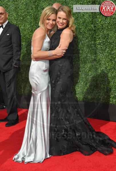 Andrea Barber, Candace Cameron Bure - Los Angeles - 08-09-2018 - Creative Art Emmy Awards: tra gli ospiti Monica Lewinsky