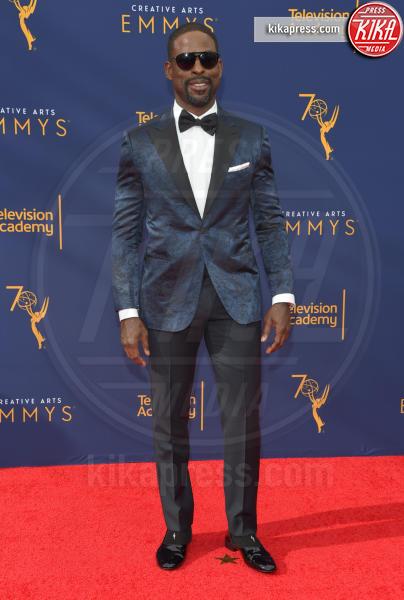 Sterling K. Brown - Los Angeles - 08-09-2018 - Creative Art Emmy Awards: tra gli ospiti Monica Lewinsky
