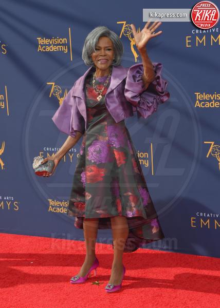 Cicely Tyson - Los Angeles - 08-09-2018 - Creative Art Emmy Awards: tra gli ospiti Monica Lewinsky