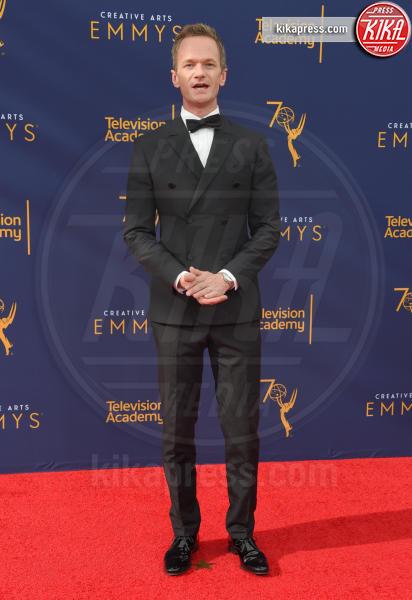 Neil Patrick Harris - Los Angeles - 08-09-2018 - Creative Art Emmy Awards: tra gli ospiti Monica Lewinsky