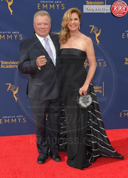Elizabeth Shatner, William Shatner - Los Angeles - 08-09-2018 - Creative Art Emmy Awards: tra gli ospiti Monica Lewinsky