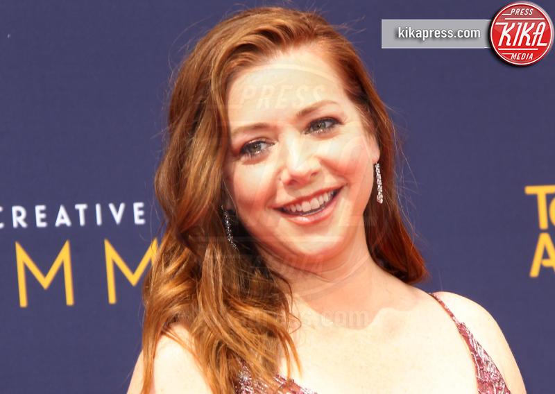 Alyson Hannigan - Los Angeles - 08-09-2018 - Creative Art Emmy Awards: tra gli ospiti Monica Lewinsky