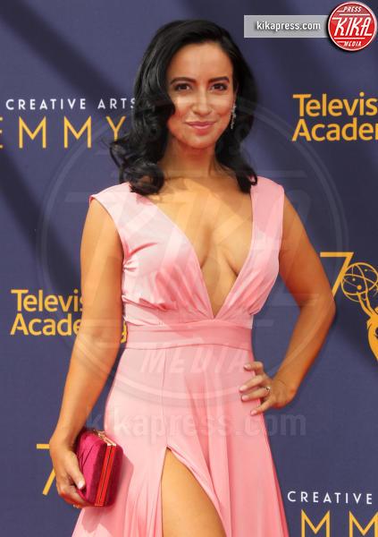Sofia Gonzalez - Los Angeles - 08-09-2018 - Creative Art Emmy Awards: tra gli ospiti Monica Lewinsky
