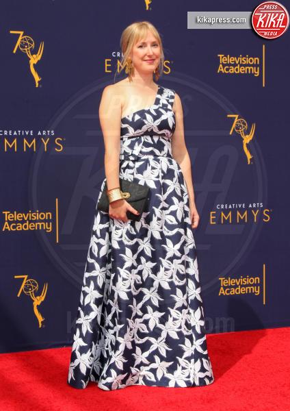 Kelly Weisz - Los Angeles - 08-09-2018 - Creative Art Emmy Awards: tra gli ospiti Monica Lewinsky