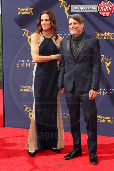 Adam Nimoy, Terry Farrell - Los Angeles - 08-09-2018 - Creative Art Emmy Awards: tra gli ospiti Monica Lewinsky