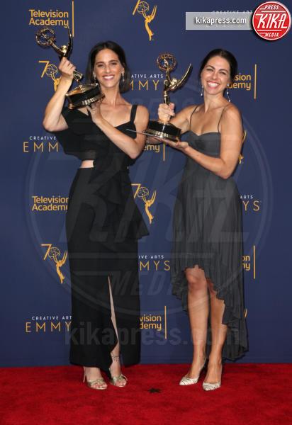 Nicole Daniels, Courtney Bright - Los Angeles - 09-09-2018 - Creative Art Emmy Awards: tra gli ospiti Monica Lewinsky
