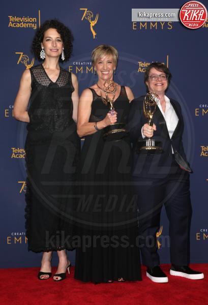 Cindy Tolan, Jeanie Bacharach, Meredith Tucker - Los Angeles - 09-09-2018 - Creative Art Emmy Awards: tra gli ospiti Monica Lewinsky