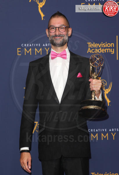 Peter Beyt - Los Angeles - 09-09-2018 - Creative Art Emmy Awards: tra gli ospiti Monica Lewinsky