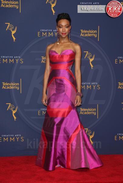 Sonequa Martin-Green - Los Angeles - 09-09-2018 - Creative Art Emmy Awards: tra gli ospiti Monica Lewinsky