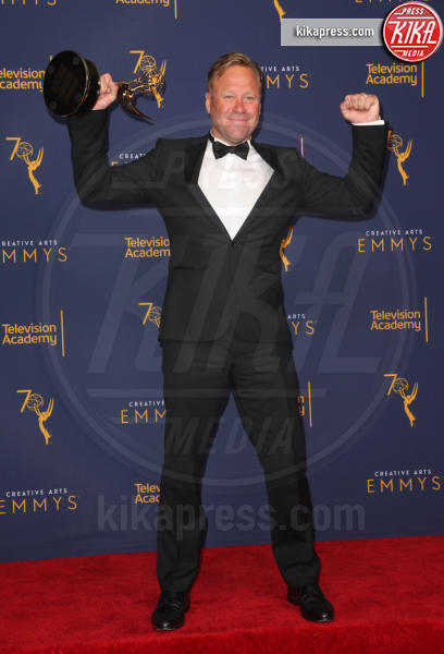 Rowley Irlam - Los Angeles - 09-09-2018 - Creative Art Emmy Awards: tra gli ospiti Monica Lewinsky
