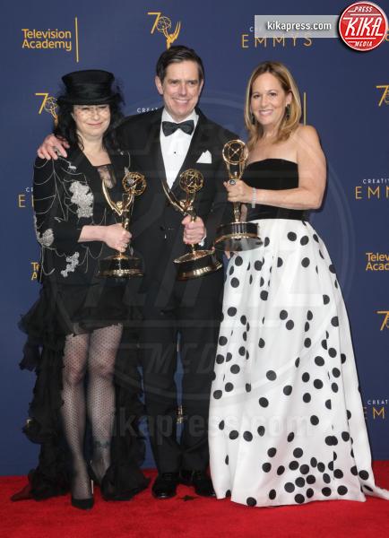 Robin Urdang, Daniel Palladino, Amy Sherman-Palladino - Los Angeles - 09-09-2018 - Creative Art Emmy Awards: tra gli ospiti Monica Lewinsky
