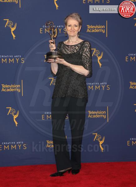Caroline Cruickshank - Los Angeles - 09-09-2018 - Creative Art Emmy Awards: tra gli ospiti Monica Lewinsky