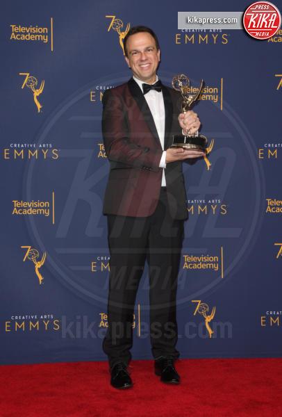 Carlos Rafael Rivera - Los Angeles - 09-09-2018 - Creative Art Emmy Awards: tra gli ospiti Monica Lewinsky
