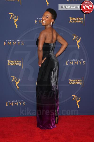 Samira Wiley - Los Angeles - 09-09-2018 - Creative Art Emmy Awards: tra gli ospiti Monica Lewinsky