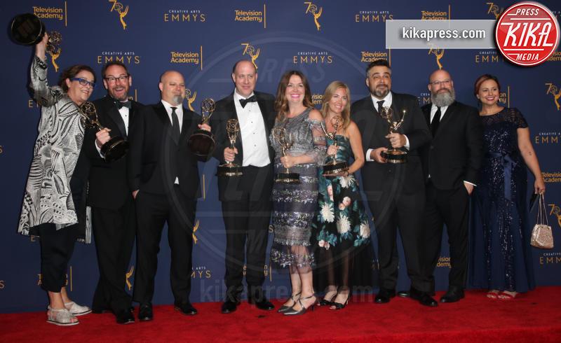 s program, Outstanding Children&#39 - Los Angeles - 09-09-2018 - Creative Art Emmy Awards: tra gli ospiti Monica Lewinsky