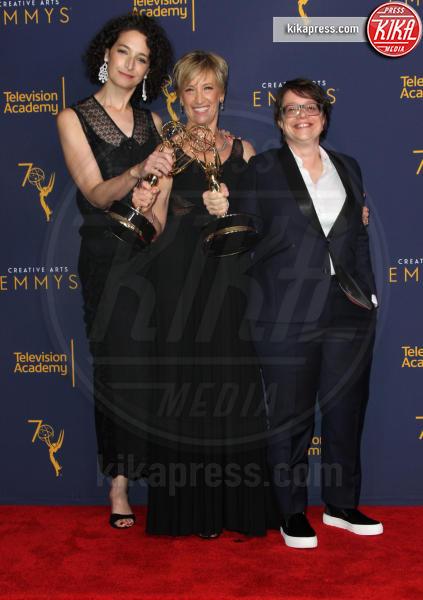 Jeanie Bachrach, Cindy Tolan, Meredith Tucker - Los Angeles - 08-09-2018 - Creative Art Emmy Awards: tra gli ospiti Monica Lewinsky