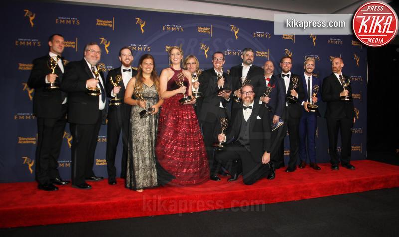 Robot Chicken - Los Angeles - 08-09-2018 - Creative Art Emmy Awards: tra gli ospiti Monica Lewinsky