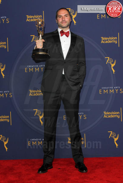 Mathias Herndl - Los Angeles - 08-09-2018 - Creative Art Emmy Awards: tra gli ospiti Monica Lewinsky