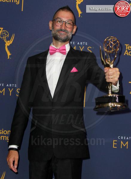 Brian A. Kates - Los Angeles - 08-09-2018 - Creative Art Emmy Awards: tra gli ospiti Monica Lewinsky
