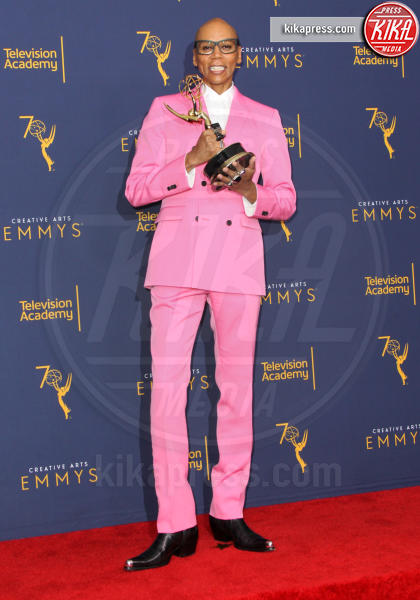 RuPaul - Los Angeles - 09-09-2018 - Creative Arts Emmy, Anthony Bourdain vince due premi postumi