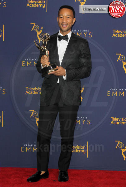 John Legend - Los Angeles - 09-09-2018 - Creative Arts Emmy, Anthony Bourdain vince due premi postumi