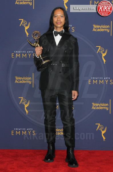 Zaldy Goco - Los Angeles - 09-09-2018 - Creative Arts Emmy, Anthony Bourdain vince due premi postumi