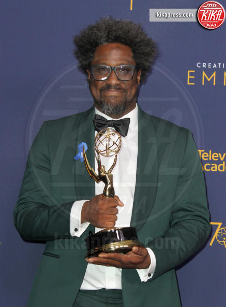 W. Kamau Bell - Los Angeles - 09-09-2018 - Creative Arts Emmy, Anthony Bourdain vince due premi postumi
