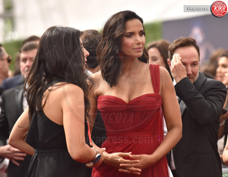 Padma Lakshmi - Los Angeles - 09-09-2018 - Creative Arts Emmy Awards, Heidi Klum si prende la scena