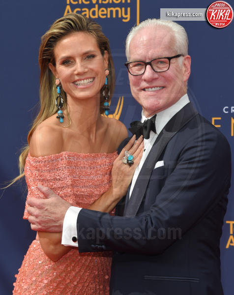 Tim Gunn, Heidi Klum - Los Angeles - 09-09-2018 -