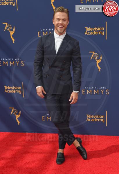 Derek Hough - Los Angeles - 09-09-2018 - Creative Arts Emmy Awards, Heidi Klum si prende la scena