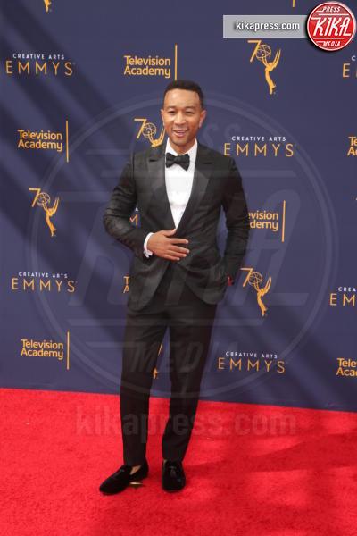 John Legend - Los Angeles - 09-09-2018 - Creative Arts Emmy Awards, Heidi Klum si prende la scena