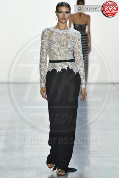 Sfilata Tadashi Shoji, Model - New York - 07-09-2018 - New York Fashion Week: la sfilata di Tadashi Shoji