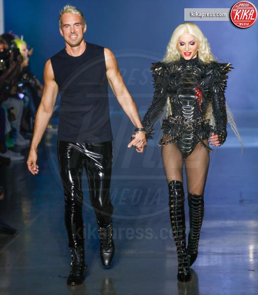 David Blonde, Phillip Blonde, Sfilata The Blondes - New York - 08-09-2018 - New York Fashion Week: la sfilata di The Blondes