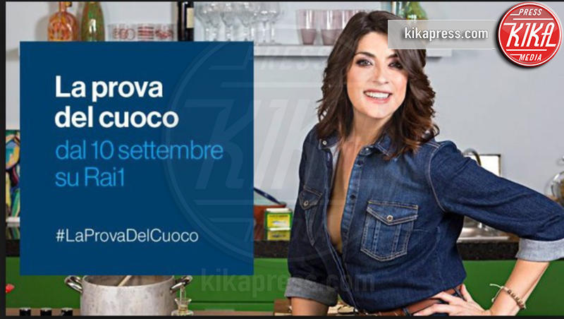 Elisa Isoardi - 10-09-2018 -  Isoardi alla Prova del Cuoco: gli auguri speciali di Salvini