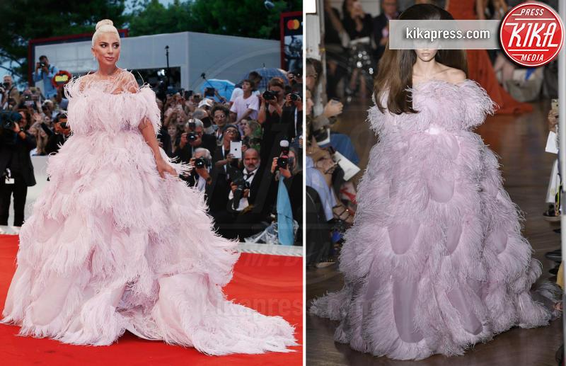 Kaia Gerber, Lady Gaga - Venezia - Lady Gaga e Kaia Gerber: chi lo indossa meglio?
