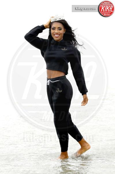 Nia Imani Franklin - Atlantic City - 10-09-2018 - Nia Imani Franklin è la nuova Miss America... senza bikini!