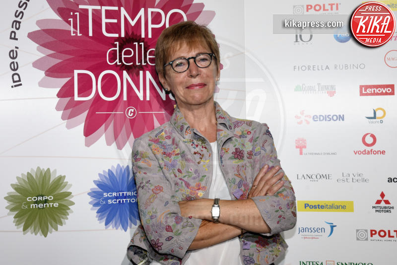 Milena Gabanelli - Milano - 07-09-2018 - Ilaria D'Amico & Co.: a Milano è arrivato Il Tempo delle Donne