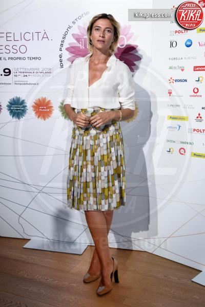 Anna Foglietta - Milano - 07-09-2018 - Ilaria D'Amico & Co.: a Milano è arrivato Il Tempo delle Donne