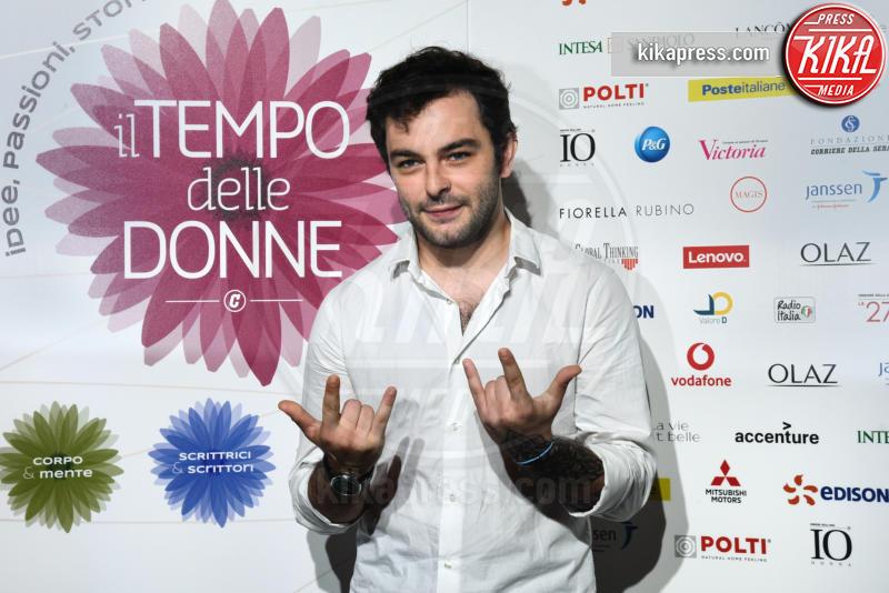 Lorenzo Fragola - Milano - 08-09-2018 - Ilaria D'Amico & Co.: a Milano è arrivato Il Tempo delle Donne